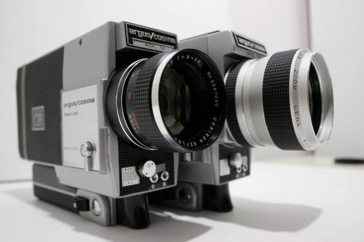 Argus/Cosina #Camera #Super8